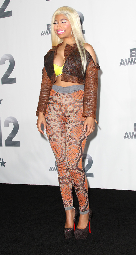 Nicki Minaj Pumps Nicki Minaj Looks Stylebistro