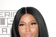 Nicki Minaj Medium Straight Cut