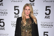 Nicky Hilton Print Blouse