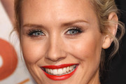 Nicky Whelan Red Lipstick