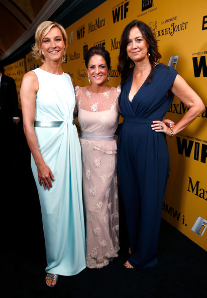 Arrivals at the Woman in Film Crystal + Lucy Awards — Part 3