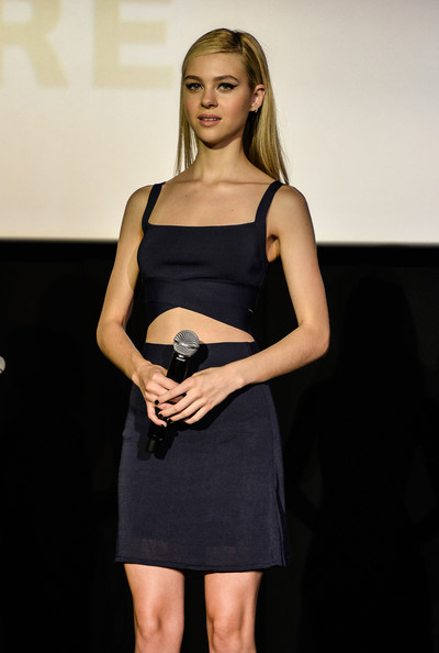 Nicola Peltz Mini Skirt
