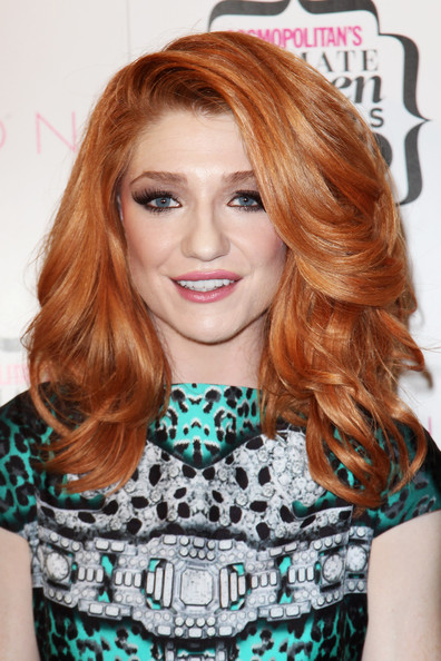 Nicola Roberts Medium Layered Cut