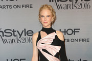 Nicole Kidman Cutout Dress