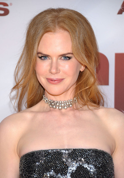 Nicole Kidman False Eyelashes