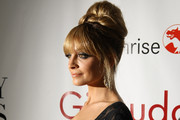 "Look of the Day: Nicole Richie&squot;s Beaded ""Mullet"" Dress"