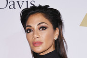 Nicole Scherzinger Long Straight Cut