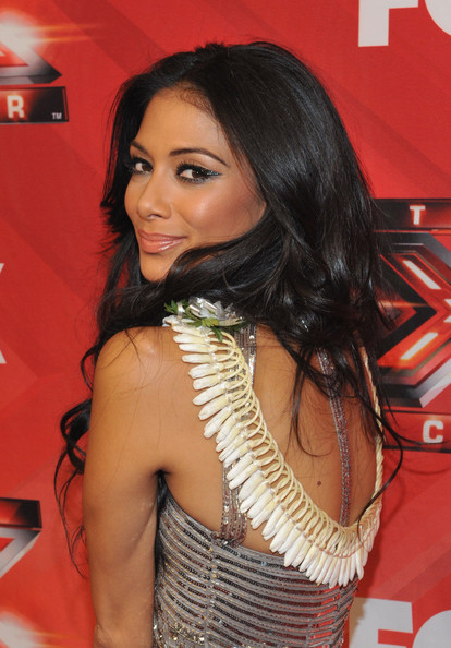 Nicole Scherzinger Cat Eyes