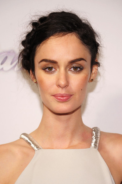 Nicole Trunfio Braided Updo