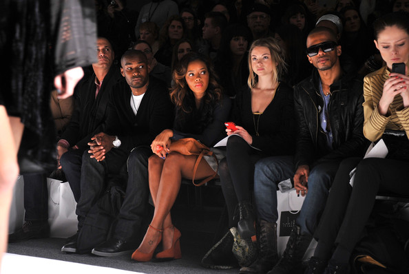 Whitney Eve - Front Row - Fall 2012 Mercedes-Benz Fashion Week