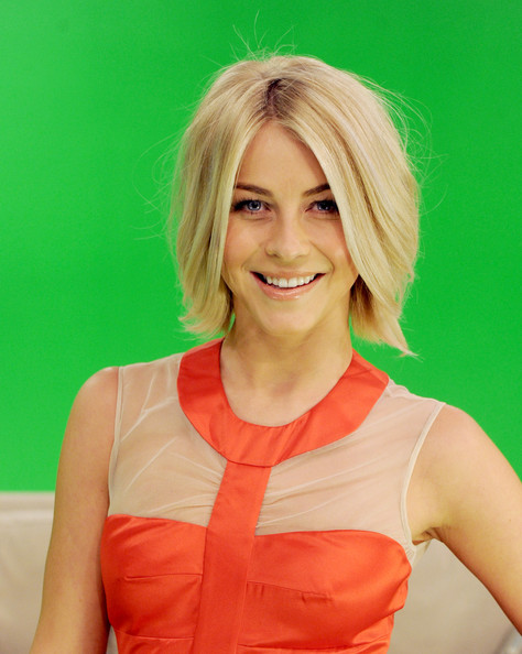 More Pics of Julianne Hough B.o.B (6 of 13) - Short Hairstyles Lookbook - StyleBistro