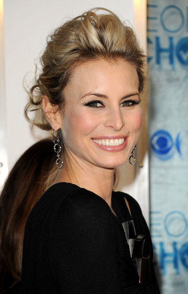 Niki Taylor Dangling Chain Earrings