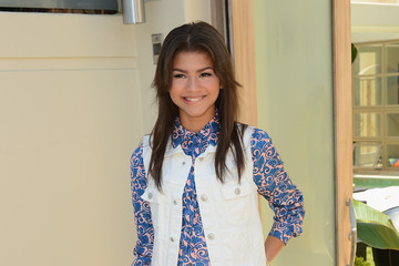 Zendaya Coleman Makes Paisley Look Good