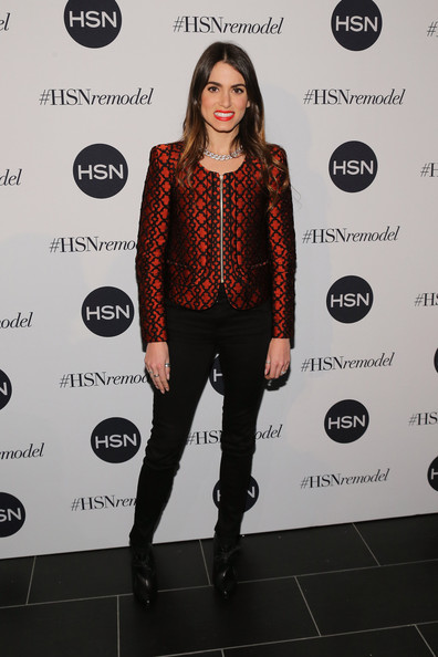Nikki Reed Zip-up Jacket