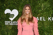 Nina Agdal Cocktail Dress