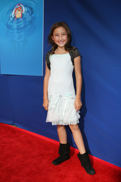 Noah Cyrus Cocktail Dress [ponyo,red carpet,carpet,clothing,flooring,dress,fashion,premiere,electric blue,joint,shoulder,arrivals,noah cyrus,california,hollywood,el capitan theatre,walt disney pictures,industry screening,industry screening]