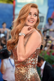 Amy Adams sported a stunner of a bracelet at the Venice Film Festival premiere of 'Nocturnal Animals.'