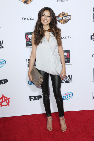 Noureen DeWulf Leather Pants