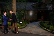 Dmitry Medvedev and Barack Obama Photo
