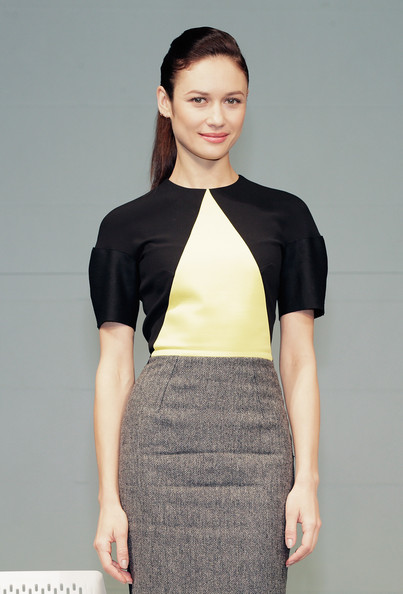 More Pics of Olga Kurylenko Day Dress (1 of 17) - Day Dress Lookbook - StyleBistro