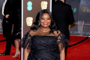 Octavia Spencer Beaded Dress