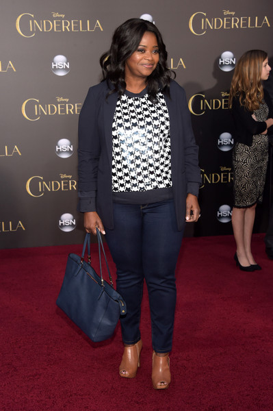 Octavia Spencer Ankle boots