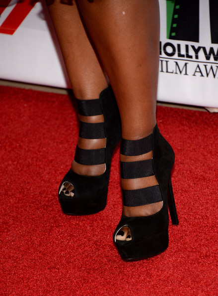 Octavia Spencer Shoes