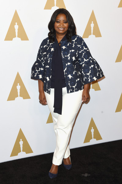 Octavia Spencer Swing Jacket