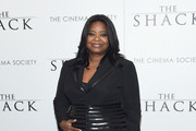 Octavia Spencer Strappy Sandals