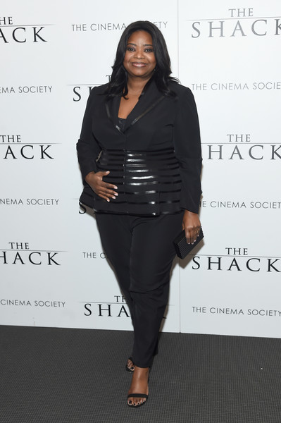Octavia Spencer Pantsuit