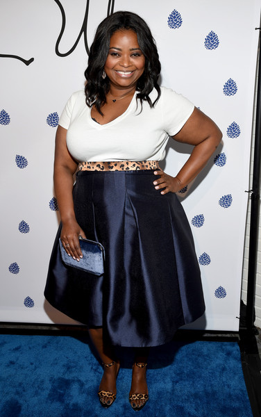 Octavia Spencer V-Neck Tee