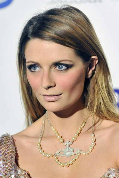 More Pics of Mischa Barton Smoky Eyes (1 of 13) - Mischa Barton Lookbook - StyleBistro