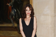 Olga Kurylenko Little Black Dress