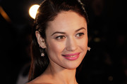 Olga Kurylenko Long Straight Cut