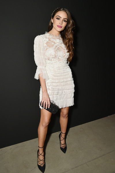 Olivia Culpo Cocktail Dress