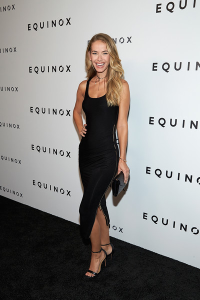Olivia Jordan Form-Fitting Dress