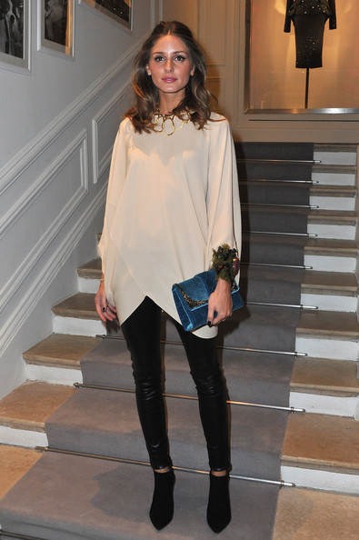 Olivia Palermo Ankle Boots