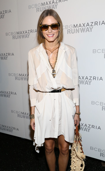 Olivia Palermo Shirtdress