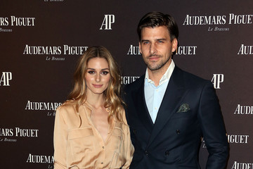 Olivia Palermo Johannes Huebl Audemars Piguet Celebrates Grand Opening of Rodeo Drive Boutique
