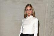 Olivia Palermo Leather Purse