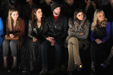 Olivia Palermo Nikki Reed Rebecca Minkoff  - Front Row - Fall 2012 Mercedes-Benz Fashion Week