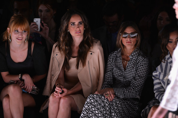 MBFW: Front Row at Rebecca Minkoff