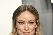 Olivia Wilde Long Center Part
