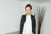 Olivia Wilde Maternity Top