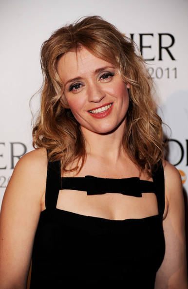 More Pics of Anne-Marie Duff Evening Dress (1 of 2) - Anne-Marie Duff Lookbook - StyleBistro