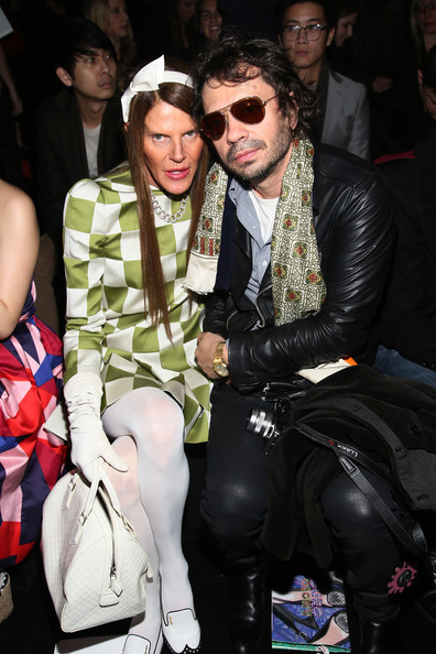 Marc By Marc Jacobs - Front Row - Fall 2013 Mercedes-Benz Fashion Week