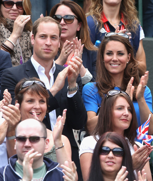 More Pics of Kate Middleton Oval Sunglasses (4 of 65) - Kate Middleton Lookbook - StyleBistro