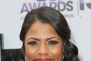 Omarosa Manigault Half Up Half Down
