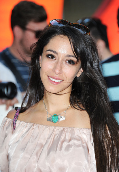 Oona Chaplin Gemstone Statement Necklace [european premiere of red 2,hair,beauty,hairstyle,black hair,long hair,premiere,fashion accessory,brown hair,layered hair,red carpet arrivals,oona chaplin,european,england,london,empire leicester square,premiere]