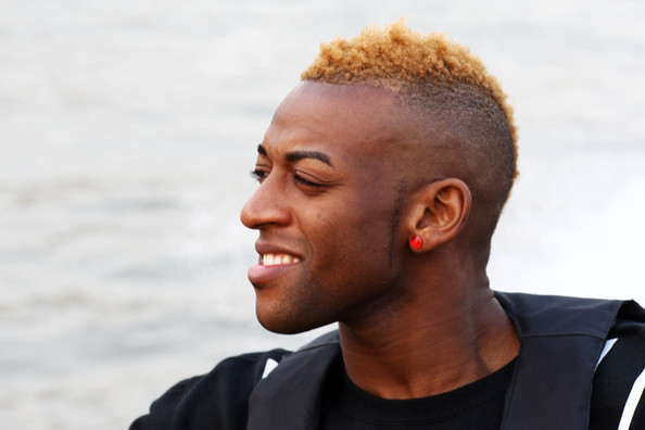Oritse Williams Hair